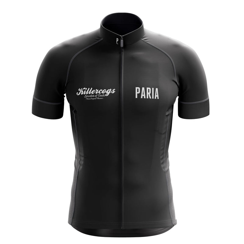 Killer Cogs Short Sleeve Cycling Jersey-PARIA.CC