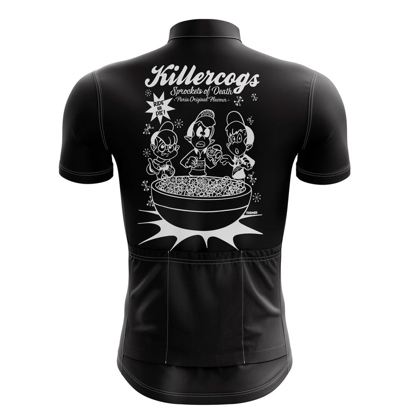 Killer Cogs Short Sleeve Cycling Jersey