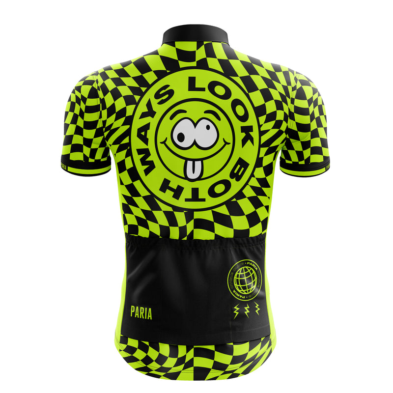 Look Both Ways Short Sleeve Jersey