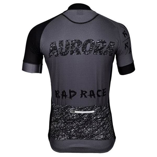 Rad Race Mens cycling jersey reverse