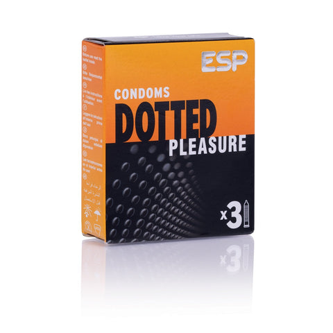 ESP Dotted Pleasure 3 Pack