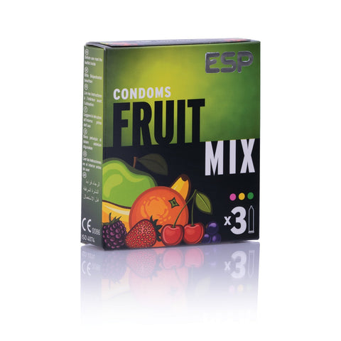 ESP Fruit Mix 3 Pack