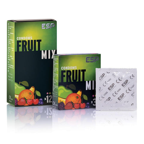 ESP Fruit Mix Range