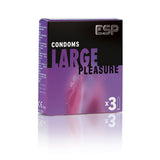 ESP Large Pleasure 3 Pack