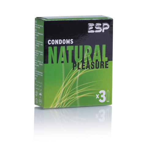 ESP Natural Pleasure 3 Pack