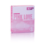 ESP Pink Love Marshmallow 3 Pack