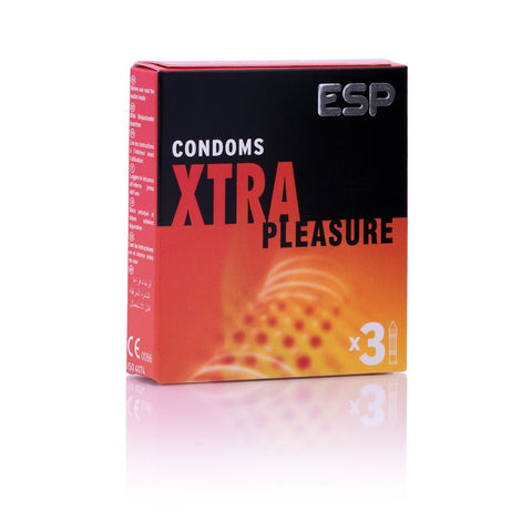 ESP Xtra Pleasure 3 Pack