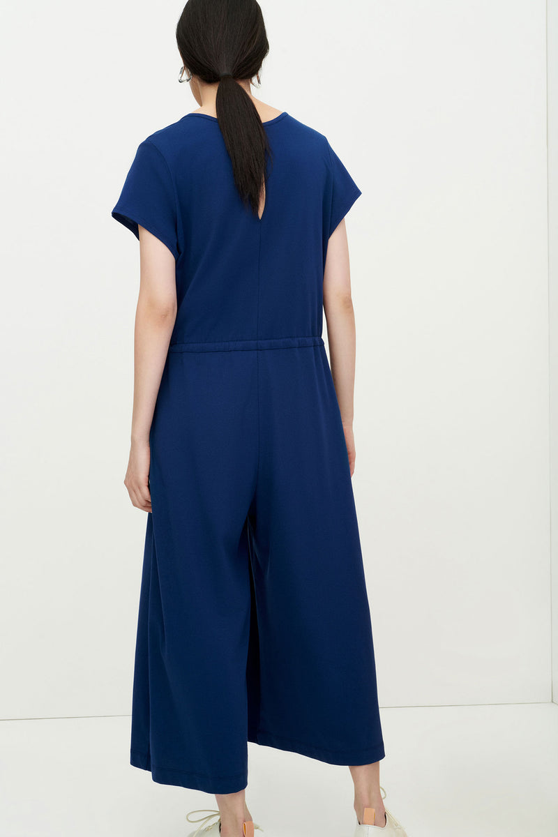 Drawcord Jumpsuit