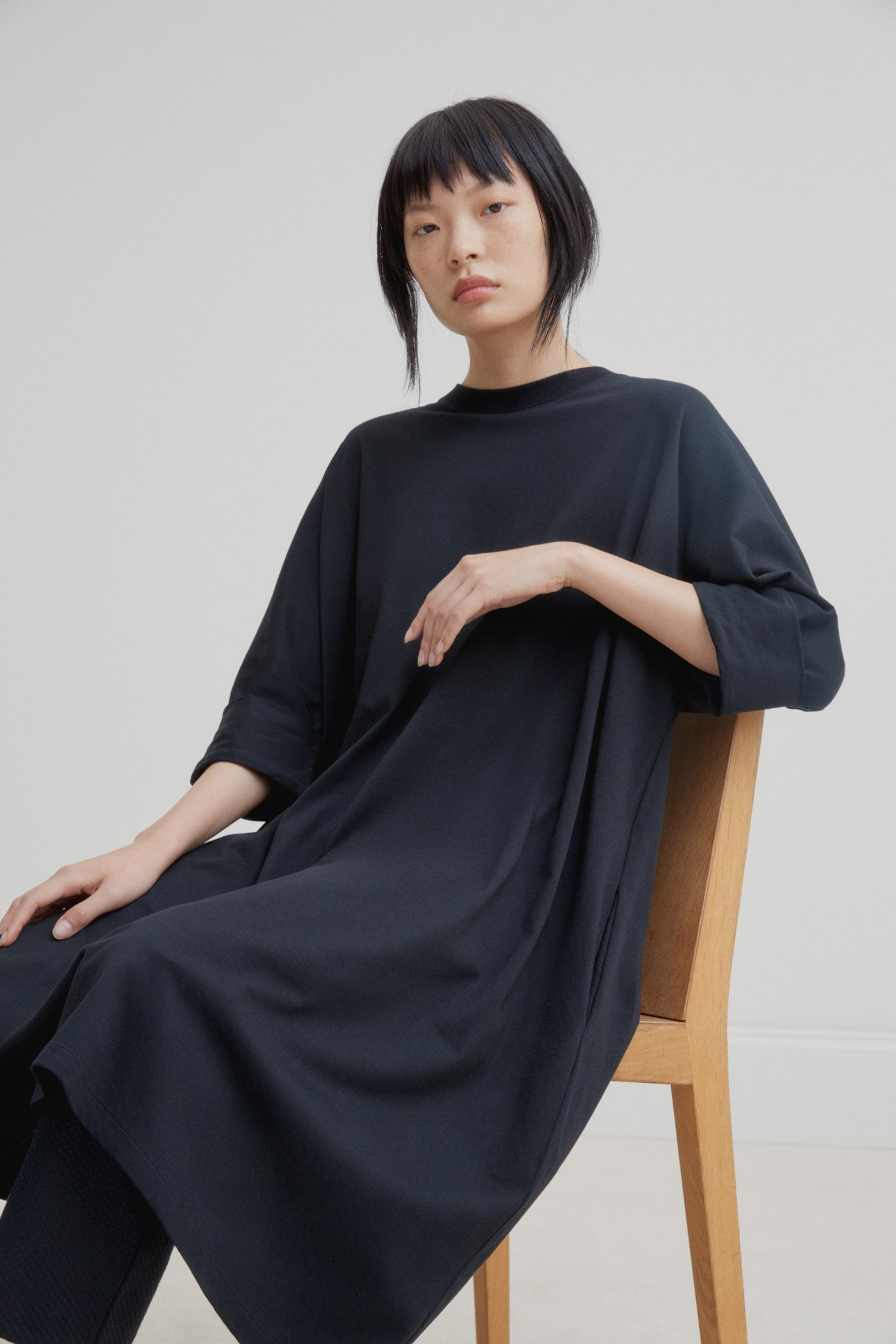 Oversized Boxy Dress