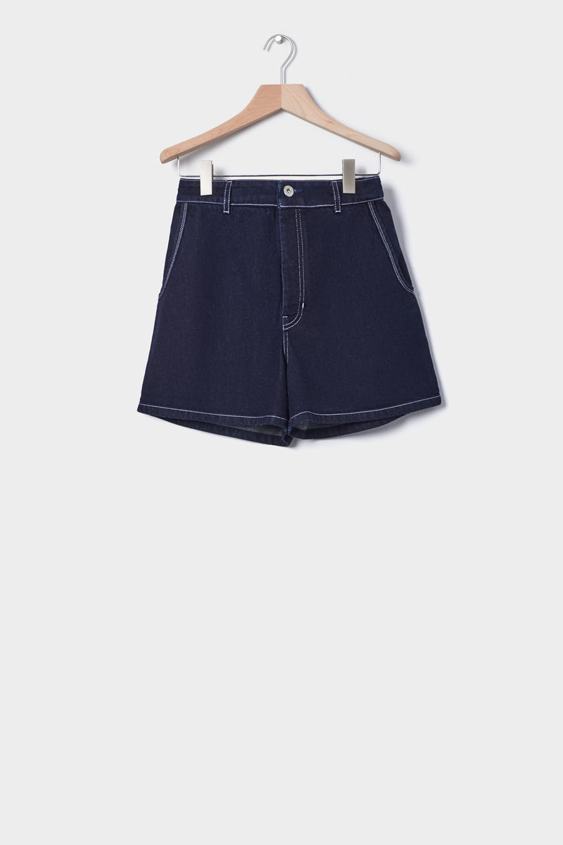 Ray Shorts, Dark Denim