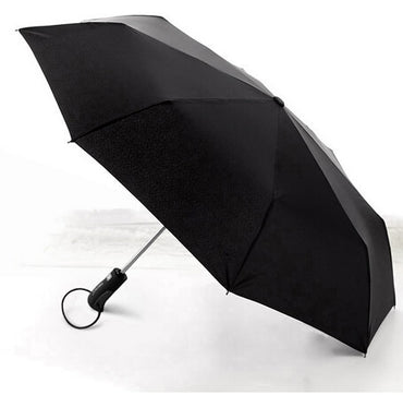 Genuine Brand Large Folding Umbrella Rain 1.2 Meters Business Men Automatic Umbrella