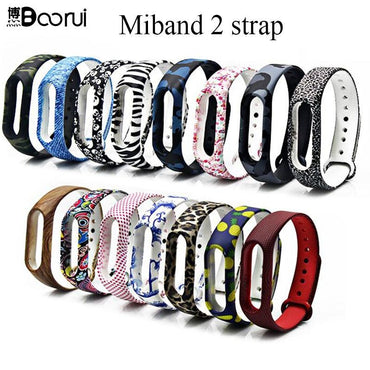New Band 2 Bracelet Strap Miband 2 Strap Colorful Replacement