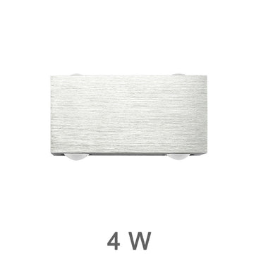 2W 4W 6W 8W LED Wall Lamps AC100V/220V Aluminum Decorate Wall Sconce bedroom LED Wall Light