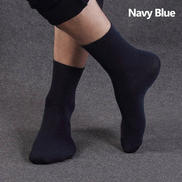 High Quality Men's Business Cotton Socks.