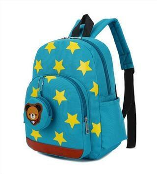 school bags mochila infantil Fashion Kids Nylon Bags
