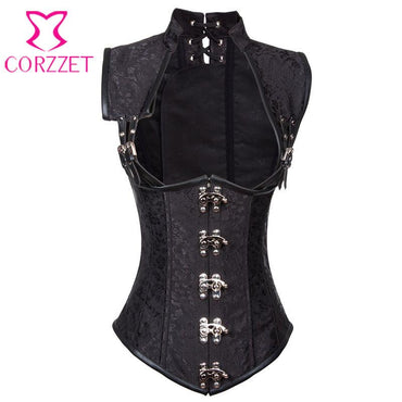 Clothing Corsets and Bustiers Steel Boned.