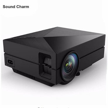 Theater Mini Portable HDMI USB LCD LED Mini Micro piCo 3D Projector HD 1080P