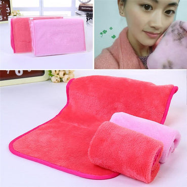 Makeup Remover Towel Microfiber Cloth Pads Remover
