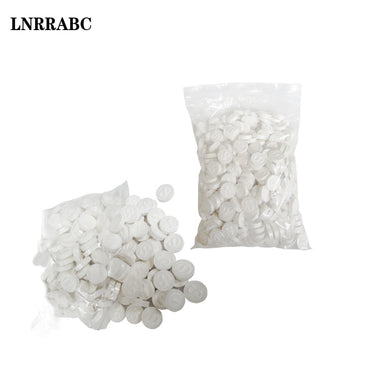 20pcs Compressed Mask Paper Timeproof