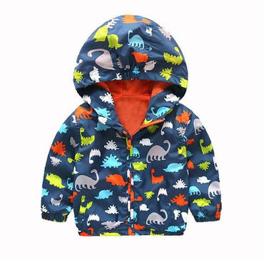 Kid Boys Waterproof Windproof Hooded hooodies Children.