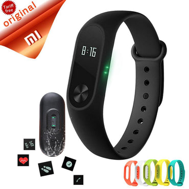 Original Xiaomi Mi Band 2 Smart Bracelet Heart Rate Monitor Xiaomi band