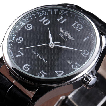 Classic Date automatic Mechanical Men Watch