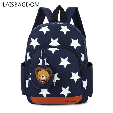 Children Backpacks Kids Kindergarten School Bags for Baby Girls