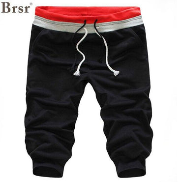 New Arrival Brsr Fashion Regular Low Calf-length Pants Harem Pants.