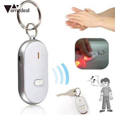 Sound Control Alarm LED Smart Key Finder