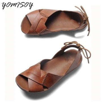 Summer Flip Flops Brand Women Casual Slip-On Flat Shoes.