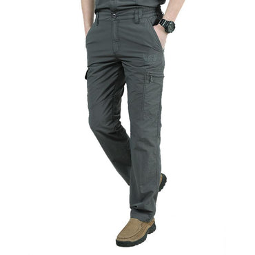 Men's Military Style Lightweight Cargo Pants.