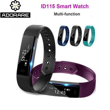riginal ID115 Sports Smart Watch Woman