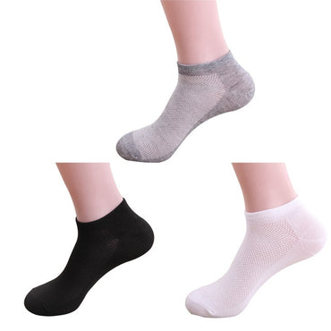 12Pairs High Quality Men's Ankle Socks.