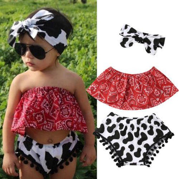 Newborn Baby Girl Clothing Sets.