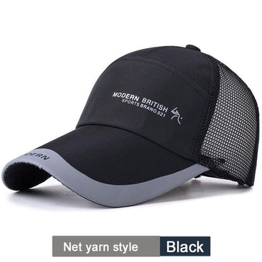 High quality spring men's golf caps