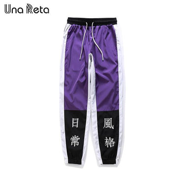 Una Reta Hip-hop Pants Mens New Fashion Harem Pants.