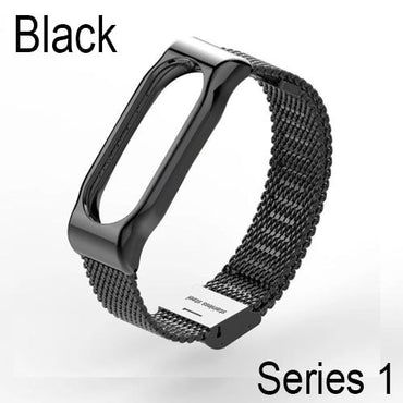 Metal Strap For Band 2 Straps Screwless Stainless Steel Bracelet Wristband