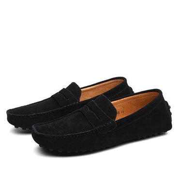 Casual Fashion Moccasins Slip On Men's Flats Loafers Shoes.