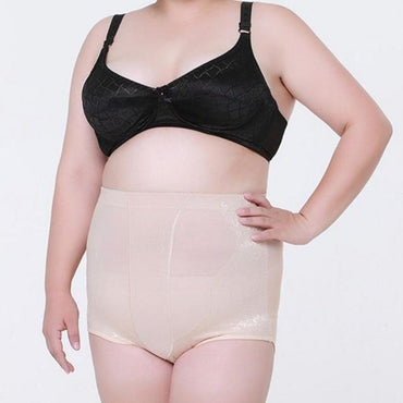 Plus Size Body Shaper Control Panties High.