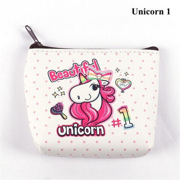 Cute Girl Kids Coin Purses Bag