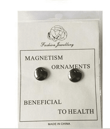 Magnetic Slimming Earrings  Lose Weight Health Jewelry