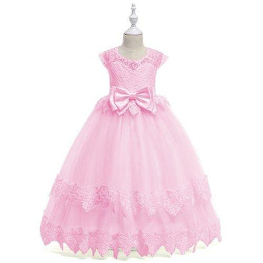 First Communion Dresses Wedding Party Dress.