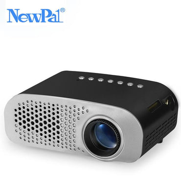 LED Projector GP802A Home Beamer for Kids 1920*1080P HD Mini Projector Support SD HDMI USB