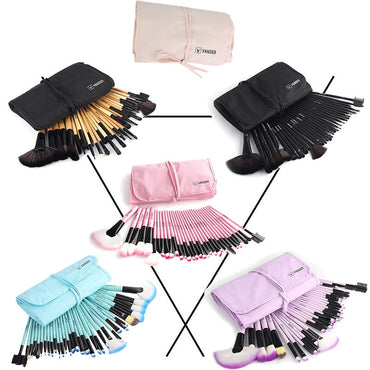 Eye Shadows  Vander 32Pcs Makeup Brushes