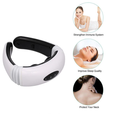 Relaxation Instrument For Neck Health Care