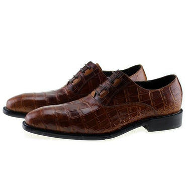 New Genuine Leather Italian Modern Men Formal Shoes