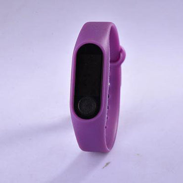 LED Wristband Sport Women Watch