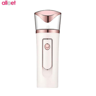 Portable Nano Face Steamer Rechargeable Mist Sprayer