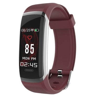 "Wearpai GT101 Smart Wristband 0.96"" TFT Color Screen Heart Rate Monitor"