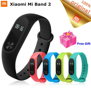 Original Band 2 Smart Wristband Fitness Bracelet Heart Rate Sleep Monitor